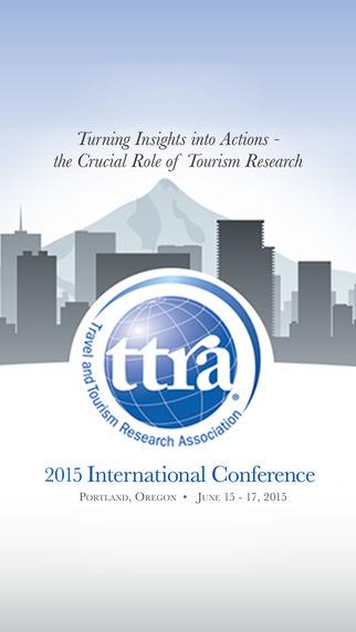 Travel Tourism Research Association ttra 's Event App