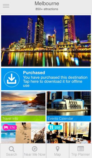 My Destination Melbourne Guide
