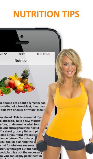 Women Home Fitness Lite – Ежедневные Упражнения Тела. Скриншоты6
