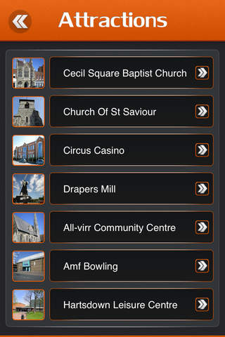 Margate Offline Travel Guide screenshot 3