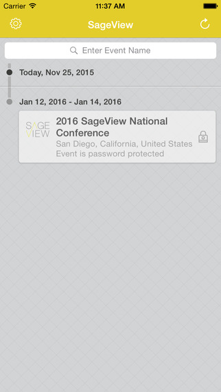SageView Advisory Group's 2016 Conference App
