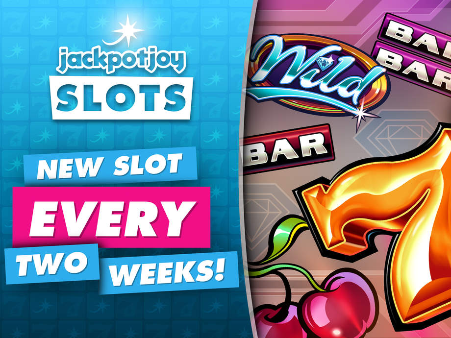 Jackpotjoy Slots - FREE Las Vegas Video Slots & Casino Game - iPhone Mobile Analytics and App Store Data