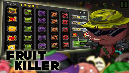 玩免費遊戲APP|下載水果杀手 Fruit Killer app不用錢|硬是要APP