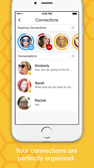 Bumble – Find a Date, Meet Friends & Network