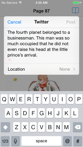 El Principito iPhone Screenshot 4