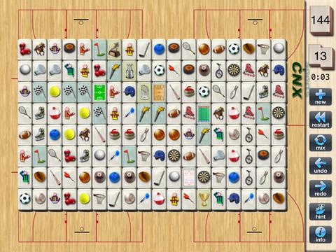 SportsCNX iPad Screenshot 3