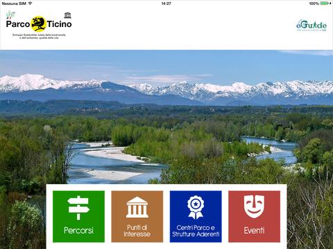 Vivi il Parco del Ticino