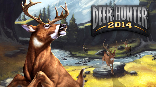 Deer Hunter 2014 Screenshots
