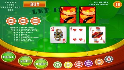 Screenshot 4 ПустьиграетЛакиПэттиЗолотыеЛепреконкартыигры Win Большой Casino бесплатно