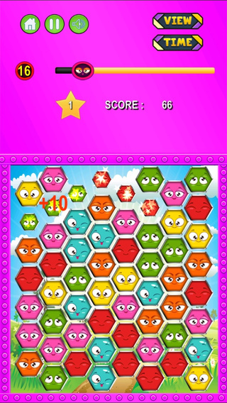 Match The Colorful Faces - Mix And Jump The Dots Puzzle FREE