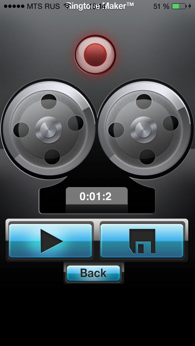Ringtone Maker™ iOS [EXCLUSIVE BY Hunky_Guy (MOOD)]
