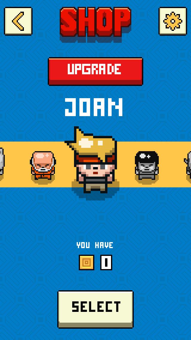 Fist of Fury  Screenshot