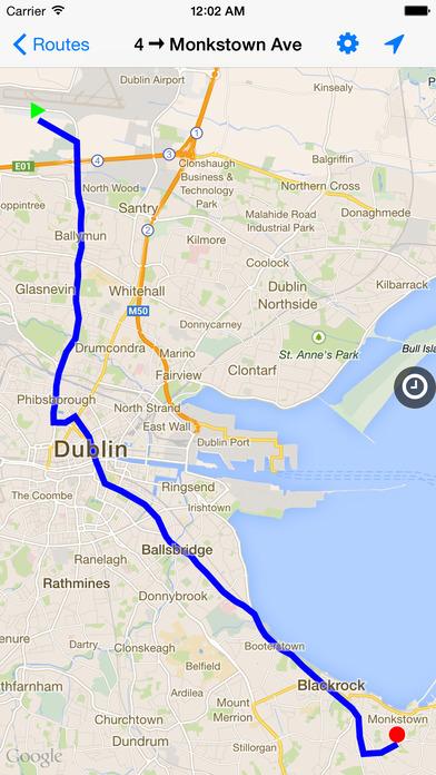 Dublin Buster Lite iPhone Screenshot 3