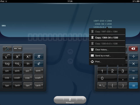 Calculator HD+ Pro Screenshots