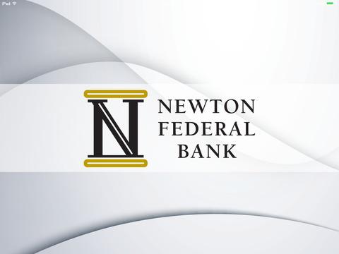 Newton Federal Bank for iPad