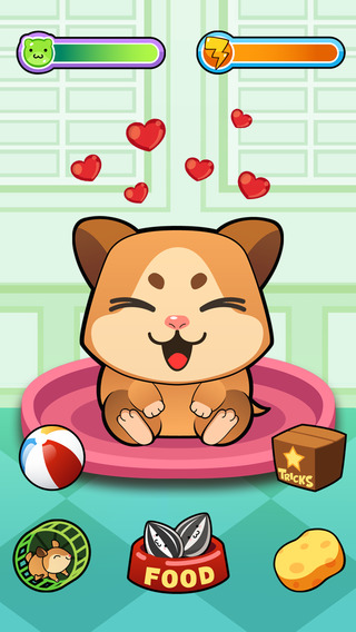 My Virtual Hamster ~ Pet Mouse Game for Kids Boys and Girls