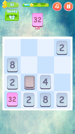 Puzzle Of 2048 Free