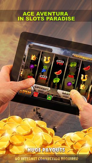 Ace Aventura In Slots Paradise - FREE Slot Game Casino
