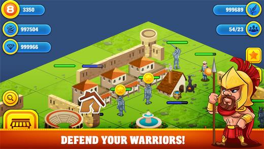Spartan Warriors Pro