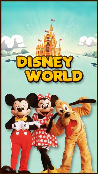 Disney World Offline Guide