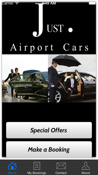 Just Airport Cars