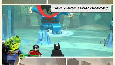 دانلود بازی LEGO® Batman: Beyond Gotham برای آیفون و آیپد - تصویر 3