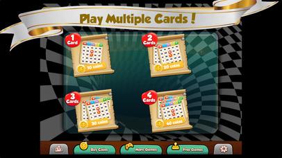 Screenshot 5 Большой Игра Бинго Блицкриг — Удачливый Играть Казино Игры