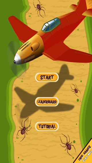 Skip the Spider - Awesome Insect Dodge Saga Free