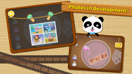 Little Photo Shop — Panda Games Screenshots