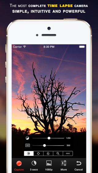 Lapse It Pro - 延时摄影[iOS]丨反斗限免