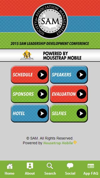 SAM Conference