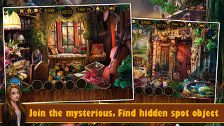 The secret Story - Find The Clue in Hidden Object