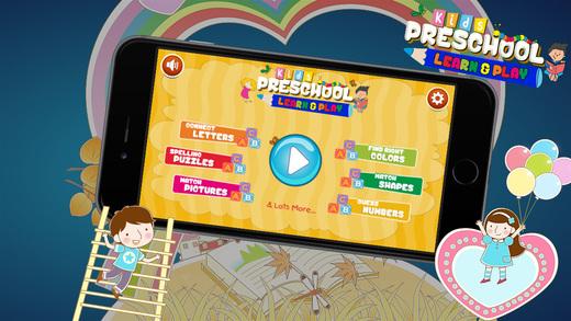 Kids Preschool Learn And Play