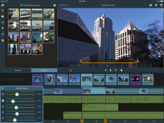 Screenshot #1 for Pinnacle Studio Pro
