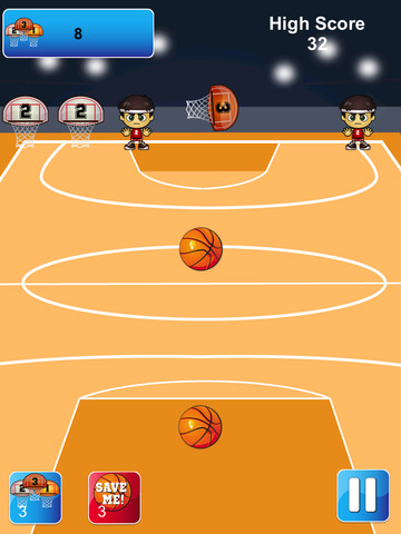 Basketball screenshot 8