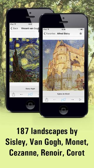 Landscape Art HD Free