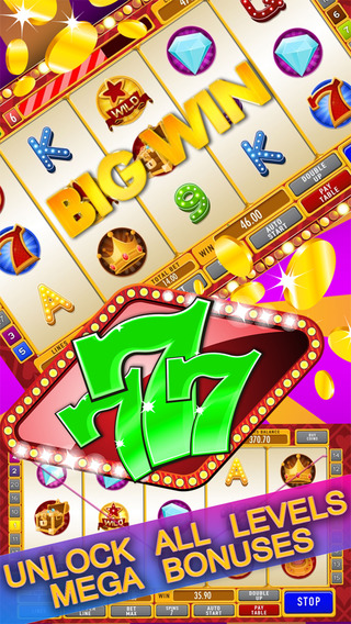 Lucky Casino Slot Machine Game