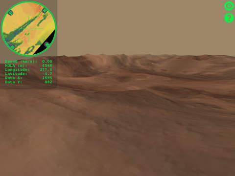 Mars Valles Marineris Navigator