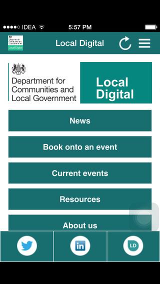 DCLG Local Digital
