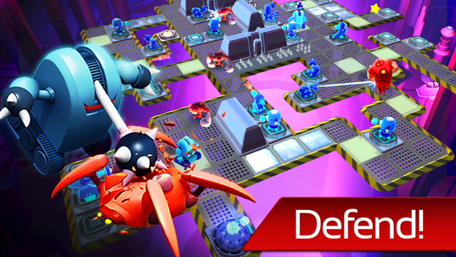 Ubisoft unleashes The Bot Squad to take you on challenging Puzzle Battles (via @appadvice)