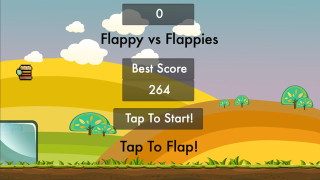 Flappy vs Flappies
