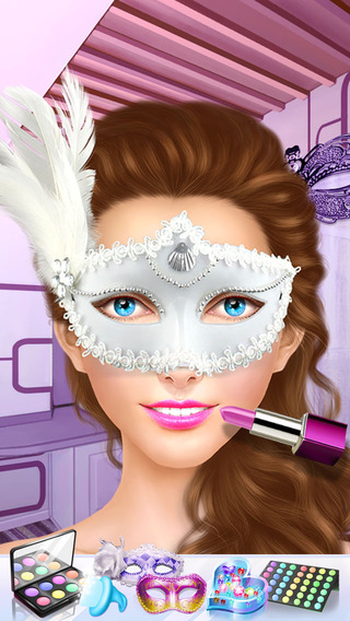 Masquerade Party - New Year Makeover