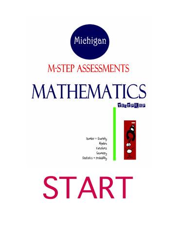 Michigan MSTEP Mathematics
