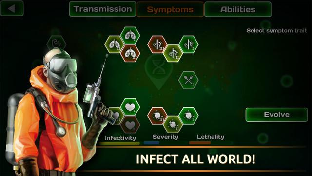 Virus Plague - Pandemic Madness Screenshots