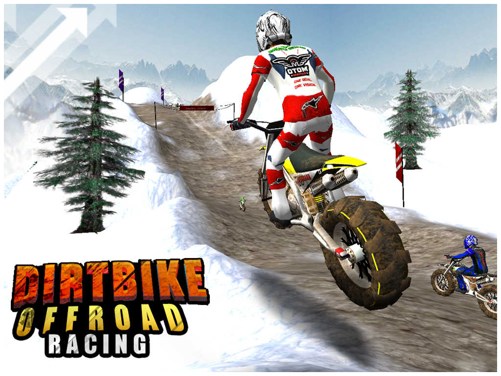 Bike Racing: Games Dirt Bike Racing