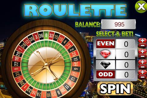A Aace Las Vegas Casino and Roulette & Blackjack screenshot 4