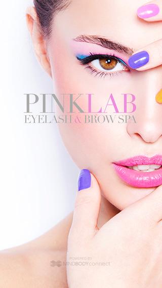 PINKLAB Eyelash Brow Spa