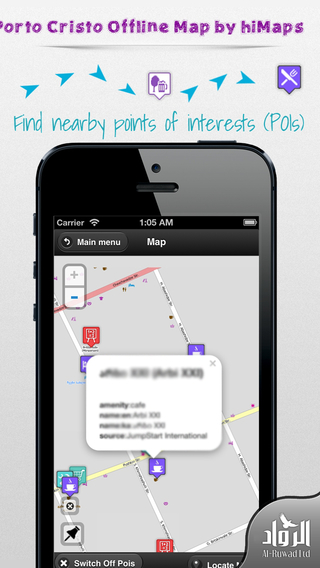 Porto Cristo Offline Map by hiMaps