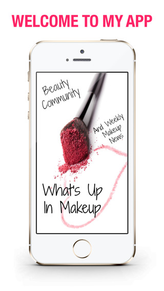 What's Up in Makeup Official App