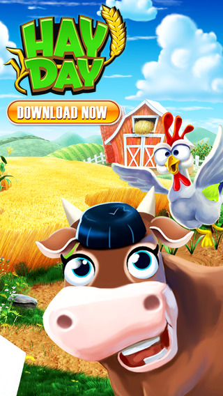 Game Cheats - Hay Day Chicken Animals Fishing Crop Harvest Edition